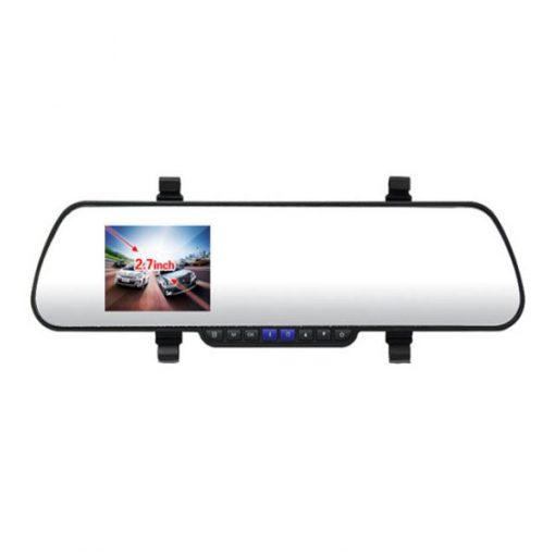 1080P Full HD Bluetooth Rear View Mirror Car DVR With IR Night Light