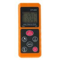 CP-40C 40M Handheld Laser Distance Meter - Orange