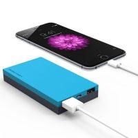 PARKMAN H2 10000 mAh Dual Color Pocket Power Bank - Blue