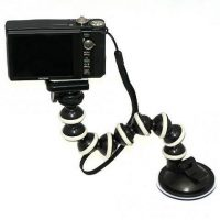 Camera Gorilla Pod With Vacuum Cup - for up to 1Kg Load