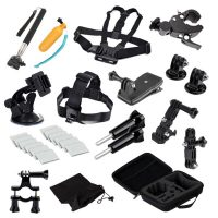 28 in 1 Basic Gopro Compatible Camera Accessories