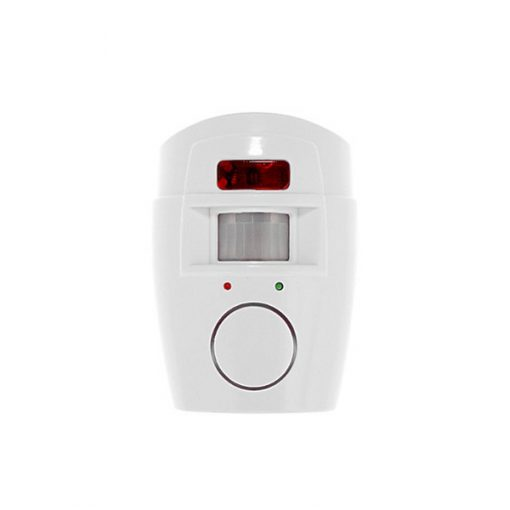 3 in 1 Remote Controlled Infrared Motion intruder Alarm Security