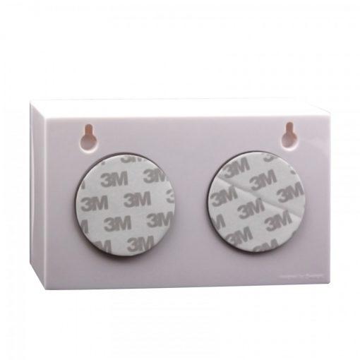 Outlet Type Safe Box - White