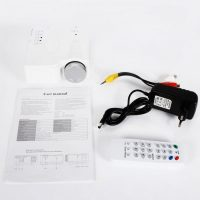 40 Lumens LED Game Projector - White