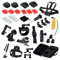 42 in 1 Cross Activity Gopro Compatible Camera Accessories