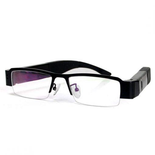 720P HD Half Rim Super Slim Digital Spy Camera Eyewear