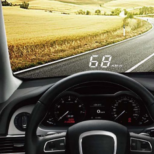 Car Head Up Display HUD System A100 - Black