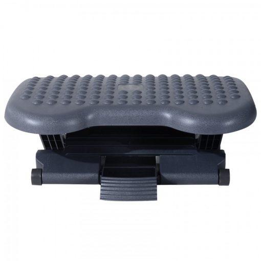 Adjustable Height and Tilt Footrest – Black