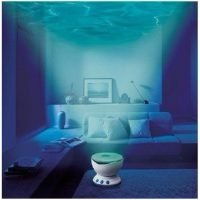 Aurora Daren Wave Night Light