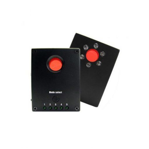 Bug And Hidden Camera Lens Detector - Black