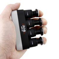 Aroma Hand Finger Exerciser Grip Trainer for Guitar – Black