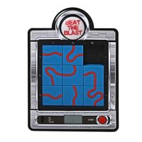 Beat The Blast Electronic Puzzle Game - Blue