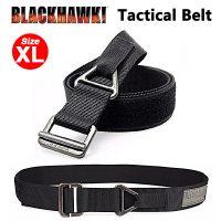 Black Hawk Nylon Military Tactical Belt XL - Black