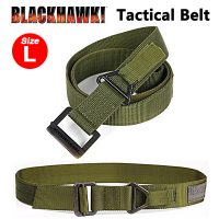 Black Hawk Nylon Military Tactical Belt Large - Green