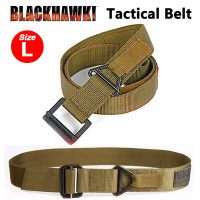 Black Hawk Nylon Military Tactical Belt Large - Brown