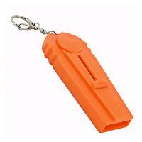 Cap Launcher Bottle Opener - Orange
