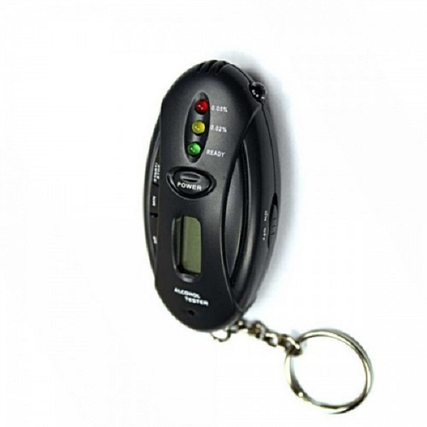 Breath Alcohol Tester with Timer