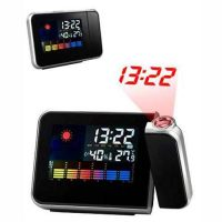 Multifunction Weather Station Projector Clock