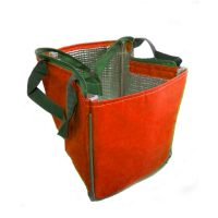 Cooler Lunch Storage Box Bag - Red