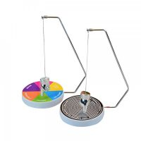 Decision Maker Pendulum Dynamic Desk Toy Magnetic Swinging Game