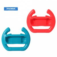 Dobe N-Switch Controller Direction Manipulate Wheel - Blue & Red