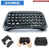 DOBE Wireless Keyboard for Ps4 Controller - Black