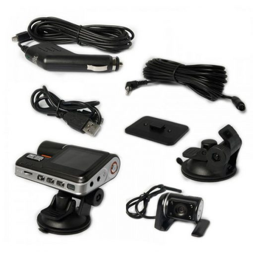 Dual Camera Car DVR