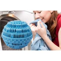 Eco Laundry Anion Molecules Cleaning Magic Washing Ball - Blue
