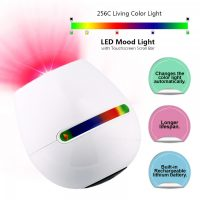 256 Living Color Changing Accent Mood Light – White
