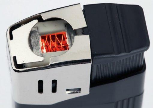 Multifunction Lighter With Hidden Spy Camera