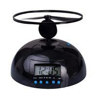 Flying Alarm Clock - Black