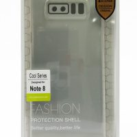 G-Case Jazz Series Protective Case for Note 8 - Transparent
