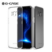 G-Case Protective Cover Back Shell for Samsung S8 - Transparent