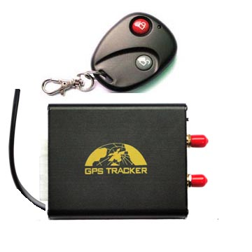 GPS Tracker For Vehicle With TF Card Slot