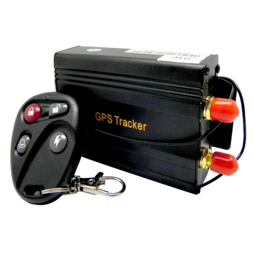 GSM GPS Vehicle Tracker Surveillance Monitor