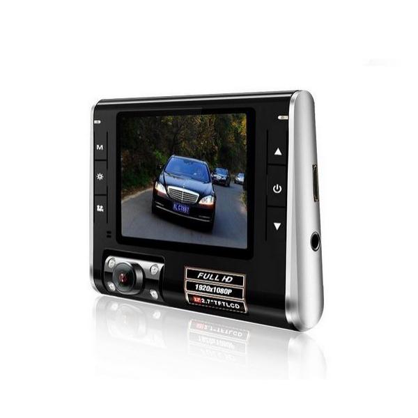 "1080P HD Car DVR 2.7"" TFT LCD Screen"