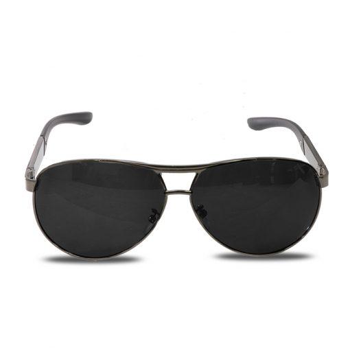 HD Crafter Cool Polarized Sunglasses Men Eyewear - Black