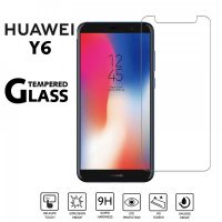 Huawei Y6 2.5D Tempered Glass