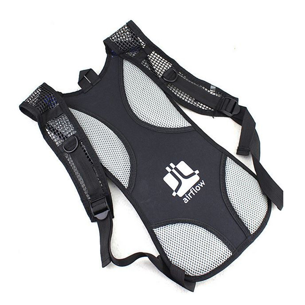 Hydration Water Bladder Sports Backpack For Hiking Climbing - Blue