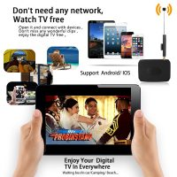 ISDB-T Digital TV Receiver For Smartphone And Tablets - Black