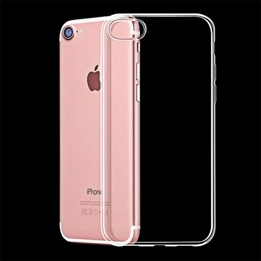 Protective Cover Back Shell for iPhone 7 Plus - Transparent