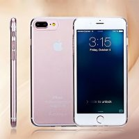 Protective Cover Back Shell for iPhone 7 - Transparent