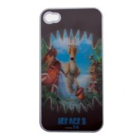 Ice Age 3 3D Protective case for Iphone 4/4s - White