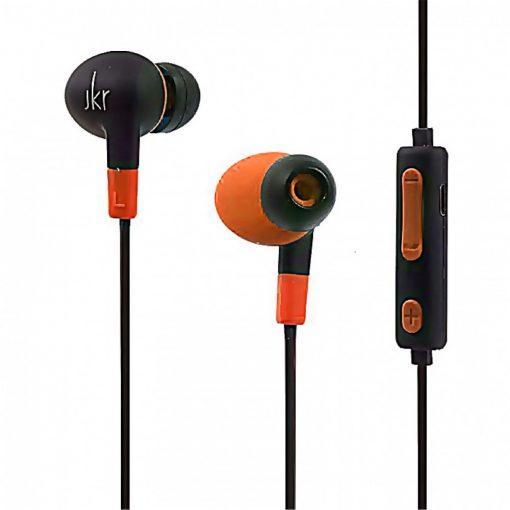 JKR-303A Wireless Bluetooth Sports In-ear Earphone - Orange