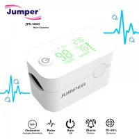 Jumper JPD-500G Pulse Oximeter With Alarm Function - White