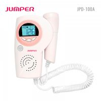 Jumper Professional Handheld Fetal Doppler - White