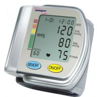 Jumper Wrist Type Blood Pressure Monitor