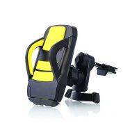 Kucipa Car Mount Mobilephone Holder - Black Yellow