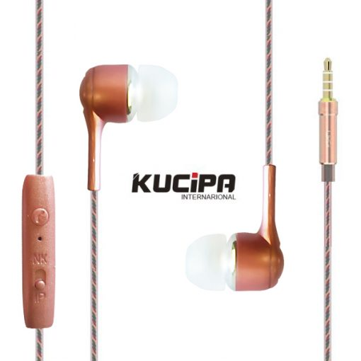 Kucipa Quality Fashion Headset - Pink