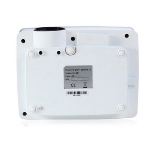 Multimedia LED Projector 1000 Lumen - White